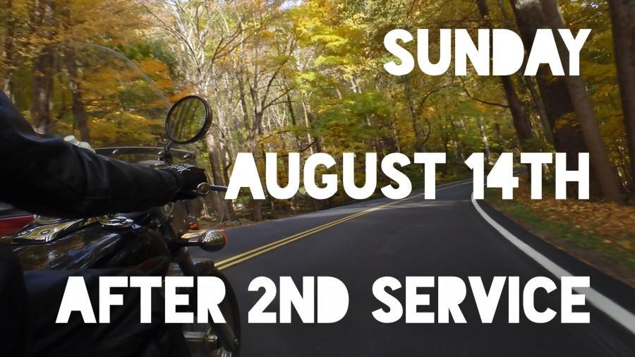 CC Riders - Aug. 14th