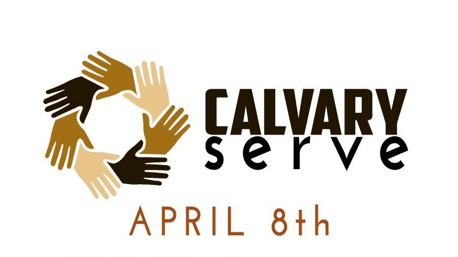 Calvary Server April 8th