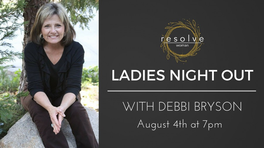 Ladies Night Out - August 4th @ 7pm