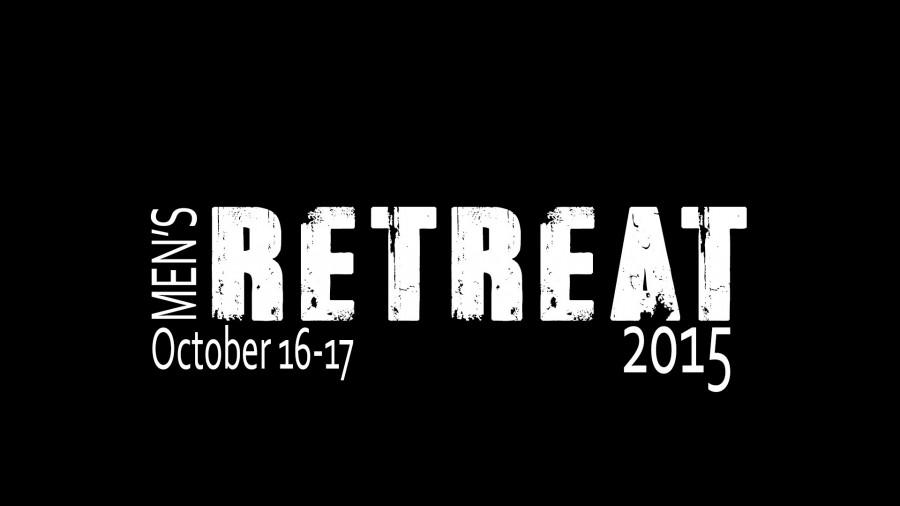 Men's Retreat - Click Here to Register!