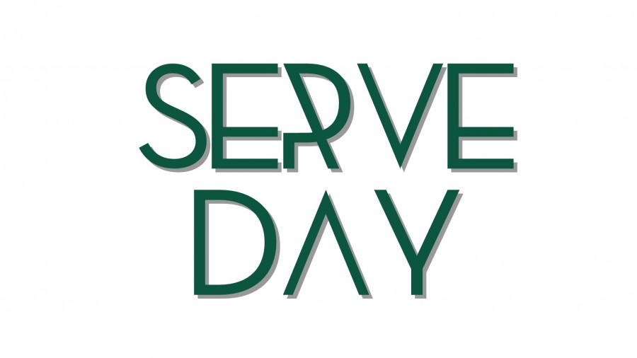 Serve Day - Aug. 20th @ 9am
