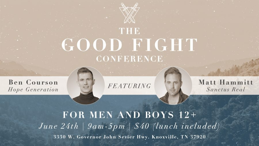 The Good Fight Conference June 24th